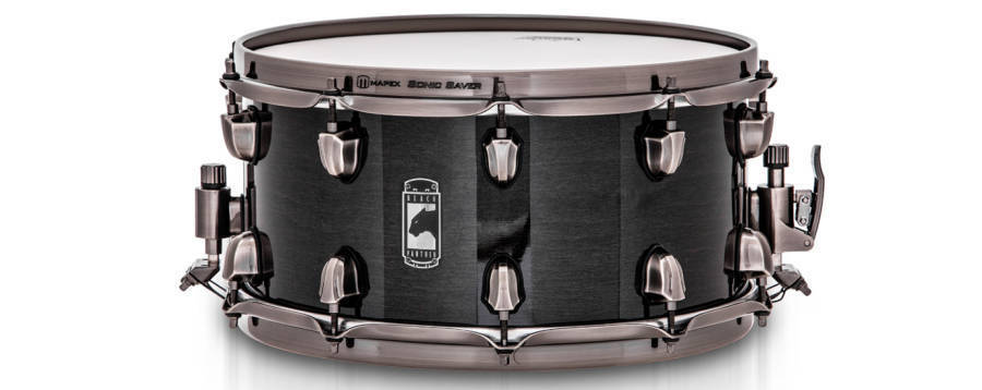 Mapex Black Panther Snare - Phat Bob - Long   McQuade Musical ... 8f9fb49d5