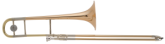 Conn - 8H -  Straight Tenor Trombone