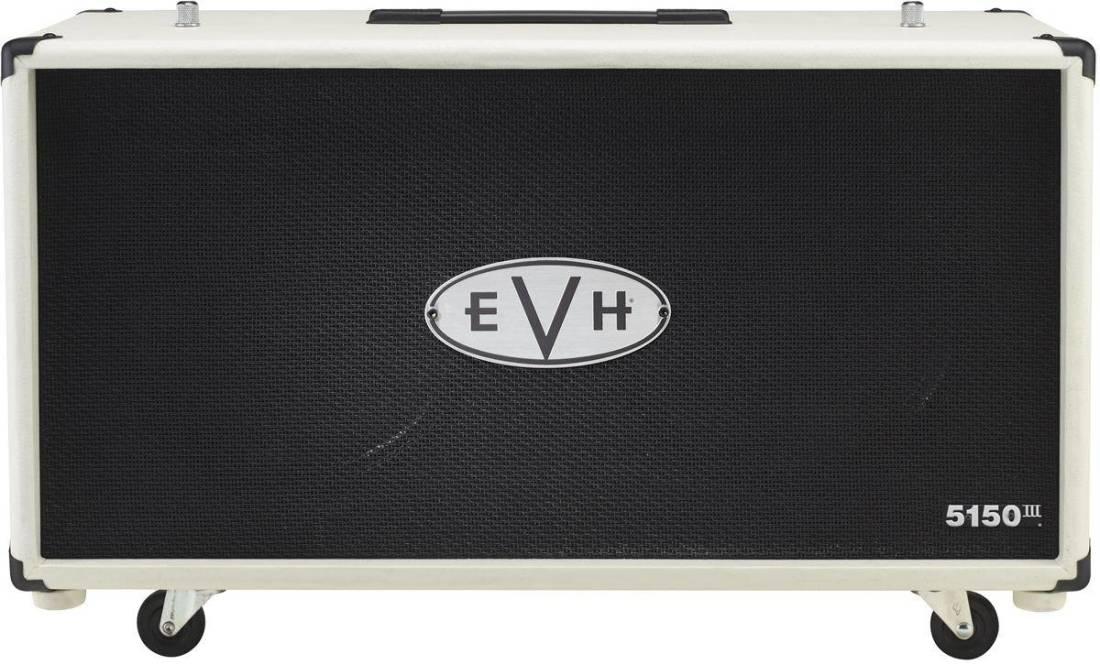evh 5150 iii mini 212 cab ivory long mcquade musical instruments. Black Bedroom Furniture Sets. Home Design Ideas