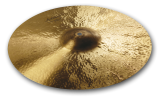 Sabian - Artisan Traditional Symphonic Suspended Cymbal - 19 Inch