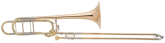 Conn - 88HKCL - Tenor Trombone with CL2000 F Rotor