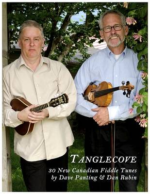 Tanglecove: 30 New Canadian Fiddle Tunes - Panting/Rubin - Book/CD