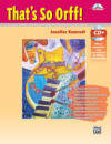 Alfred Publishing - Thats So Orff! - Kamradt - Activites Book/Data CD