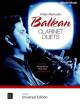 Universal Edition - Balkan Clarinet Duets - Book