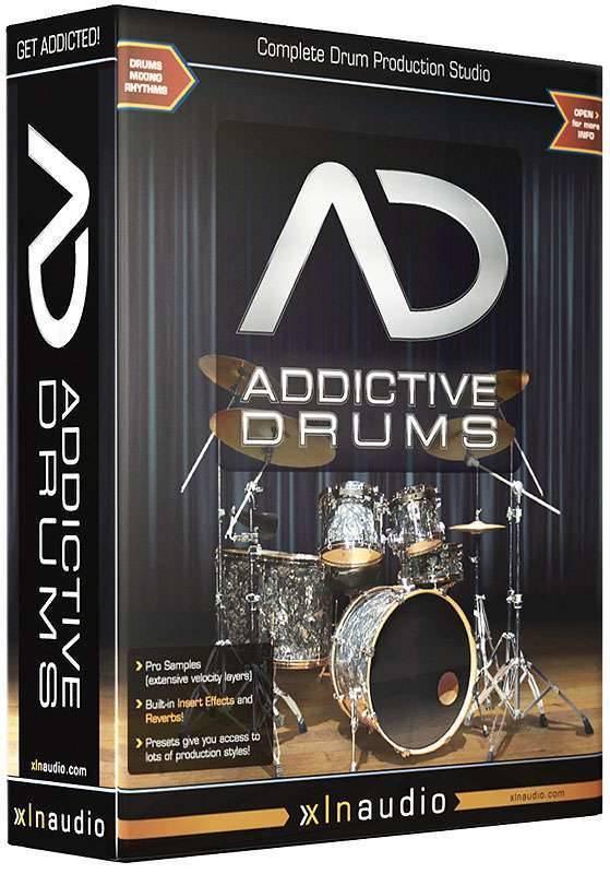 Скачать XLN Audio - Addictive Drums Full.