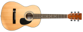 Acoustic Guitar - 3/4 Size - Natural
