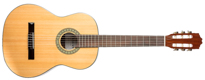 Classical Guitar - Full Size - Natural