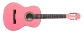 Denver - Classical Guitar - Full Size - Pink
