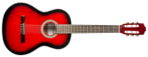 Denver - Classical Guitar - Full Size - Red
