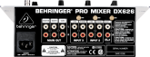 Behringer - Professional 3-Channel DJ Mixer
