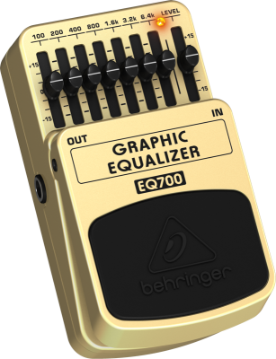 Ultimate 7-Band Graphic Equalizer