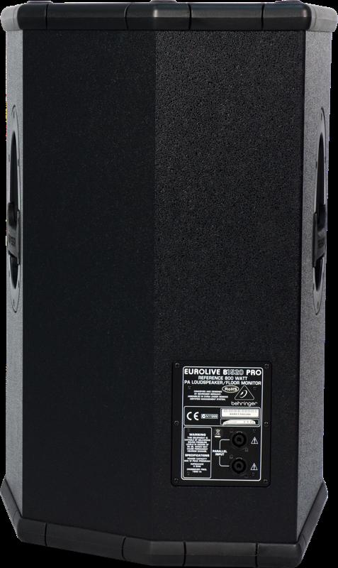 Behringer Professional 1200 Watt Powered Speaker 15