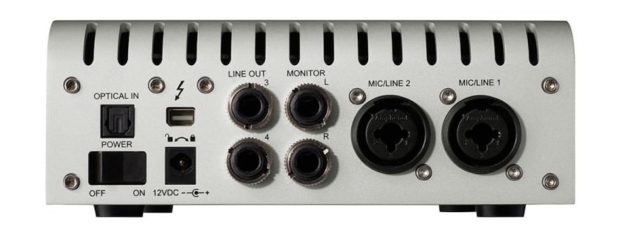 Apollo Twin Solo High-Resolution Interface