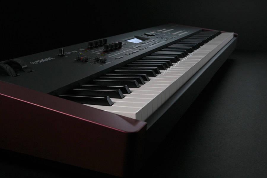 88 Key Synth Workstation