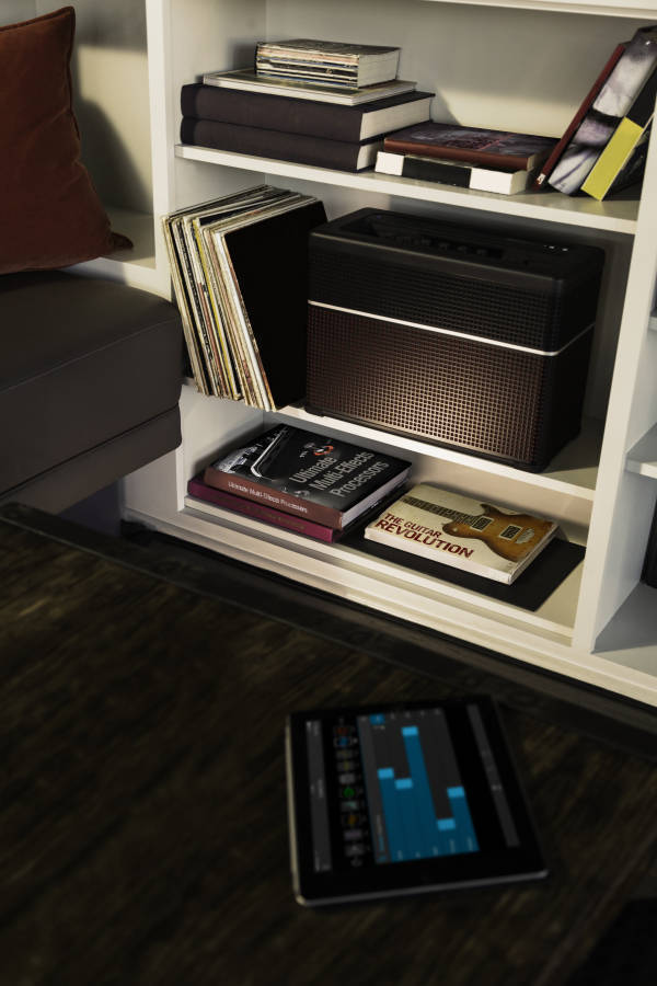 line 6 amplifi 75 watt full range amplifier long mcquade musical instruments. Black Bedroom Furniture Sets. Home Design Ideas