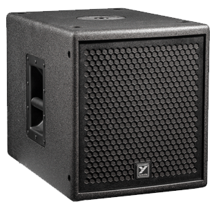 Parasource 1800 Watt Peak 1x12 Powered Subwoofer