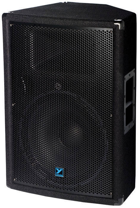 yorkville sound yx series powered loudspeaker 15 inch woofer 300 watts long mcquade. Black Bedroom Furniture Sets. Home Design Ideas
