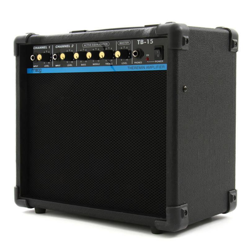 moog etherwave amplifier long mcquade musical instruments. Black Bedroom Furniture Sets. Home Design Ideas