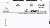 Behringer - Ultra Compact Phantom Power Supply