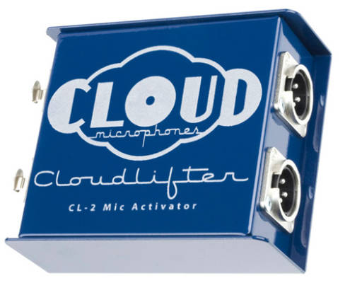 CL-2 Two Channel Cloudlifter Mic Activator
