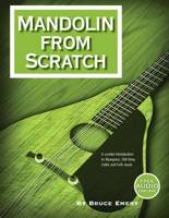 Mandolin From Scratch - Emery - Book
