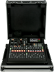 Behringer - 40 Input, 25-Bus Rack-Mountable Digital Console w/Road Case