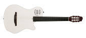 Godin Guitars - Multiac Grand Concert Electric Guitar - White HG