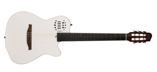 ACS 2 Voice Electric Guitar - White HG