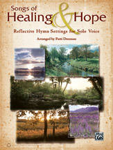 Songs Of Healing & Hope - Drennan - Voice/Piano - Book