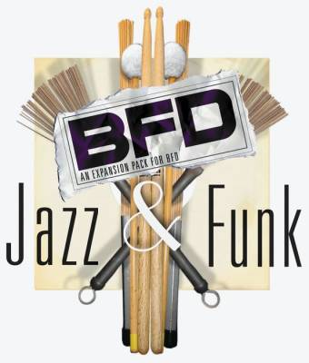 BFD Jazz & Funk Expansion Pack