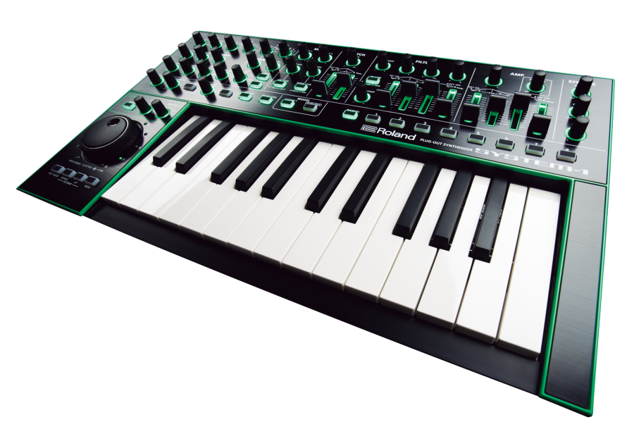 roland aira system 1 plug out synthesizer long mcquade musical instruments. Black Bedroom Furniture Sets. Home Design Ideas