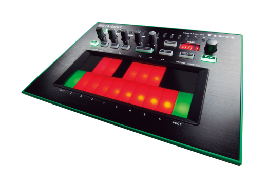 AIRA  TB-3 Touch Bass-Line Synthesizer