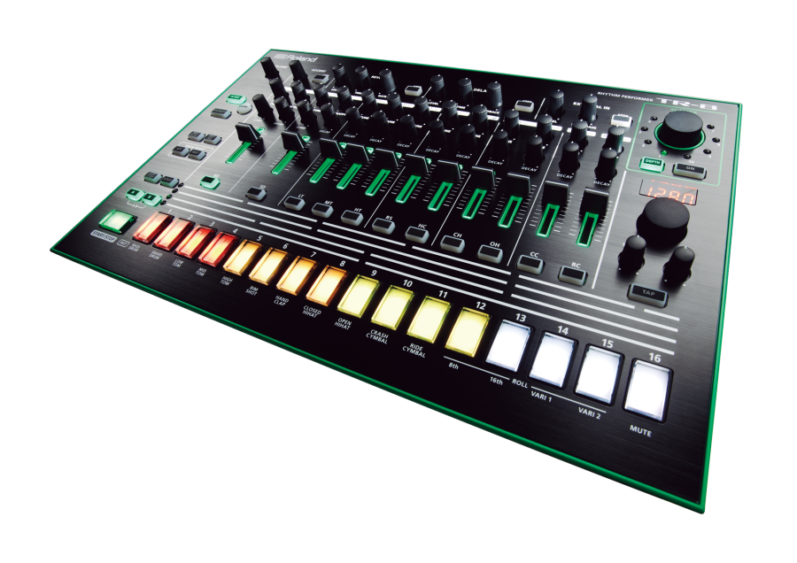 Roland - AIRA TR-8 Rhythm Machine