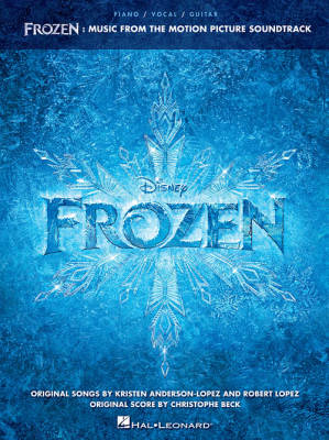 Frozen - Lopez/Anderson-Lopez - Piano/Vocal/Guitar