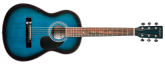 Denver - Acoustic Guitar - 3/4 Size - Blue