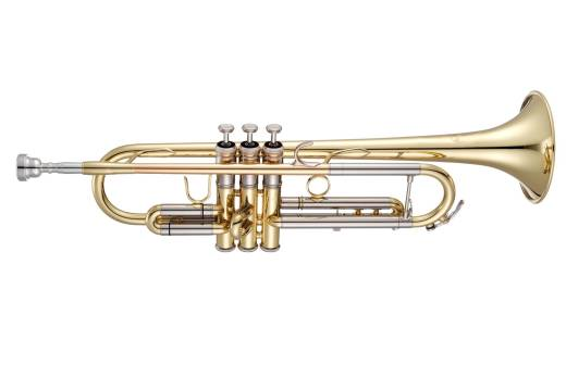 1600I-L Roger Ingram Professional Bb Trumpet - Lacquer Finish