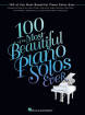 Hal Leonard - 100 Of The Most Beautiful Piano Solos Ever - Book