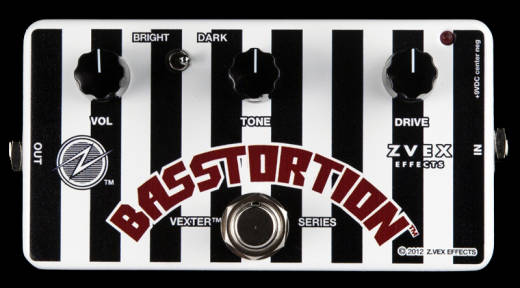 Vexter Basstortion Pedal