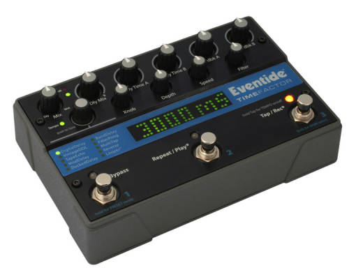 TimeFactor Guitar Effects Pedal