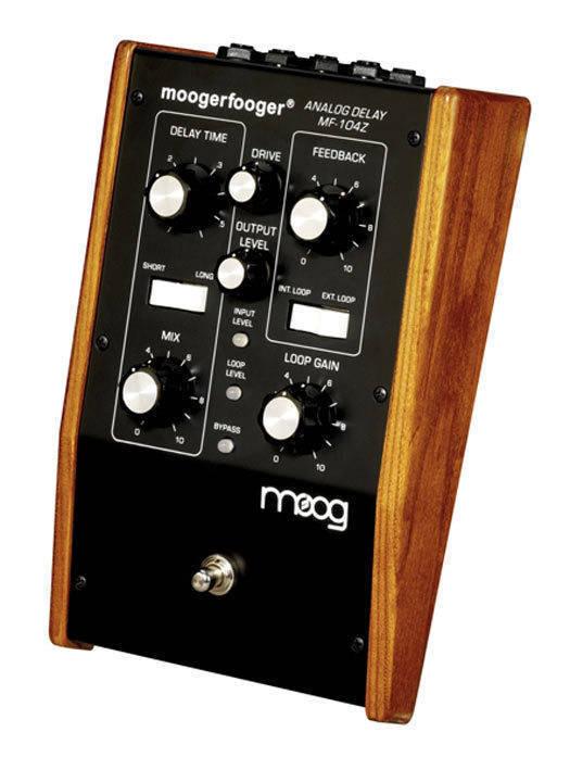 moog moogerfooger analog delay long mcquade musical instruments. Black Bedroom Furniture Sets. Home Design Ideas