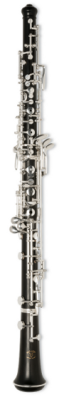 Artist Model 335 Oboe - Grenadilla w/ Silver-Plated Keys