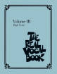Hal Leonard - The Real Vocal Book - Volume III - High Voice