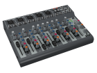 Behringer - 10 Input Live Mixer w/XENYX Mic Preamps
