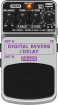 Behringer - Digital Stereo Reverb/Delay Effects Pedal