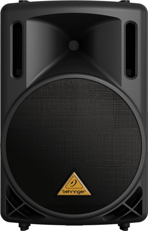 Behringer 800 Watt 2 Way Pa Speaker System W Woofer 12