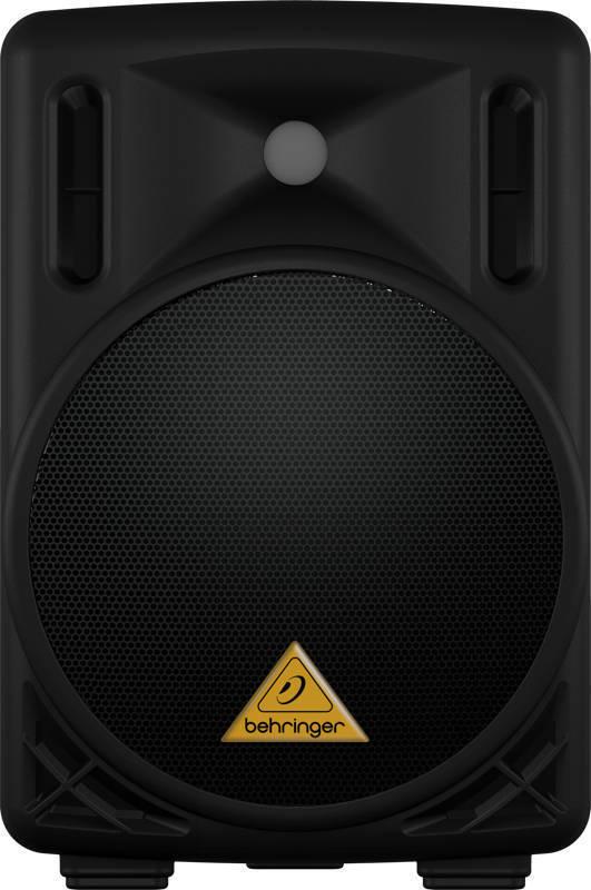 Behringer - 200 Watt Active 2 Way PA Speaker System w/Woofer - 8 Inch