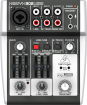 Behringer - 5 Input Mixer w/USB Audio Interface