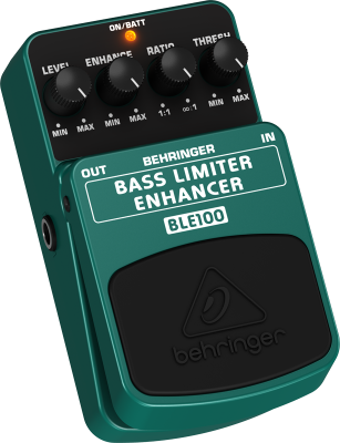 Bass Limiter Effects Pedal