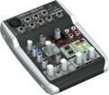 Behringer - 5 Input 2 BUS Mixer w/USB Audio Interface
