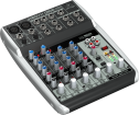 Behringer - 8 Input 2 BUS Mixer w/USB Audio Interface